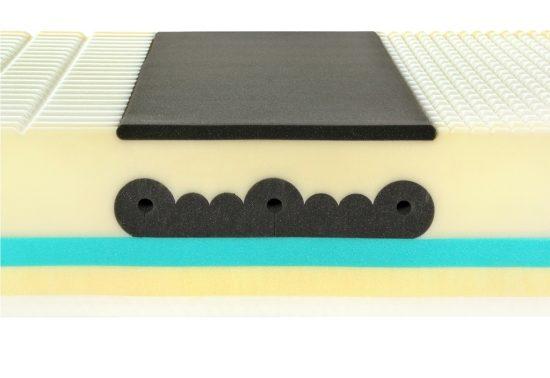 Matrace Spirit Superior Latex Vysoká matrace dle Vašich požadavků s volitelnou výškou 26cm nebo 30cm za stejnou cenu.