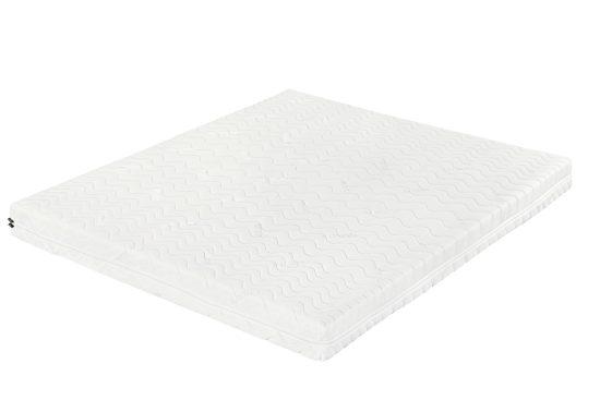 Oboustranná matrace Riviera plus je vyrobena z pružných a houževnatých pěn Flexifoam®