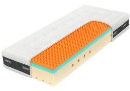Nejprodávanější sedmizónová matrace od českého výrobce matrací Tropico. Doporučujeme tuto ortopedickou matraci