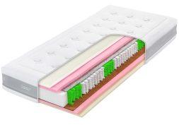 Taštičková matrace Austin Air latex. Jádro MulitPocket s vysokou bodovou elasticitou.
