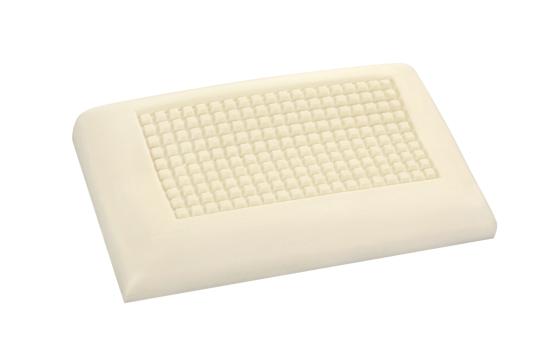 Curem BELVEDER – polštář z vysoce kvalitní líné pěny s masážní profilací – náhradní návlek Luxusní ergonomický polštář vyrobený speciální technologií