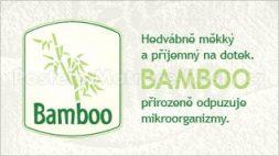 Díky potahu Bamboo s vysokým podílem přírodní viskozy výborně reguluje vlhkost. Potah je pratelný až na 60 °C a opatřený děleným zipem pro snadné praní.
