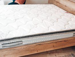 Luxusní matrace Twix Exclusive, matrace s visco pěnou