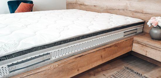 Luxusní matrace s visco pěnou